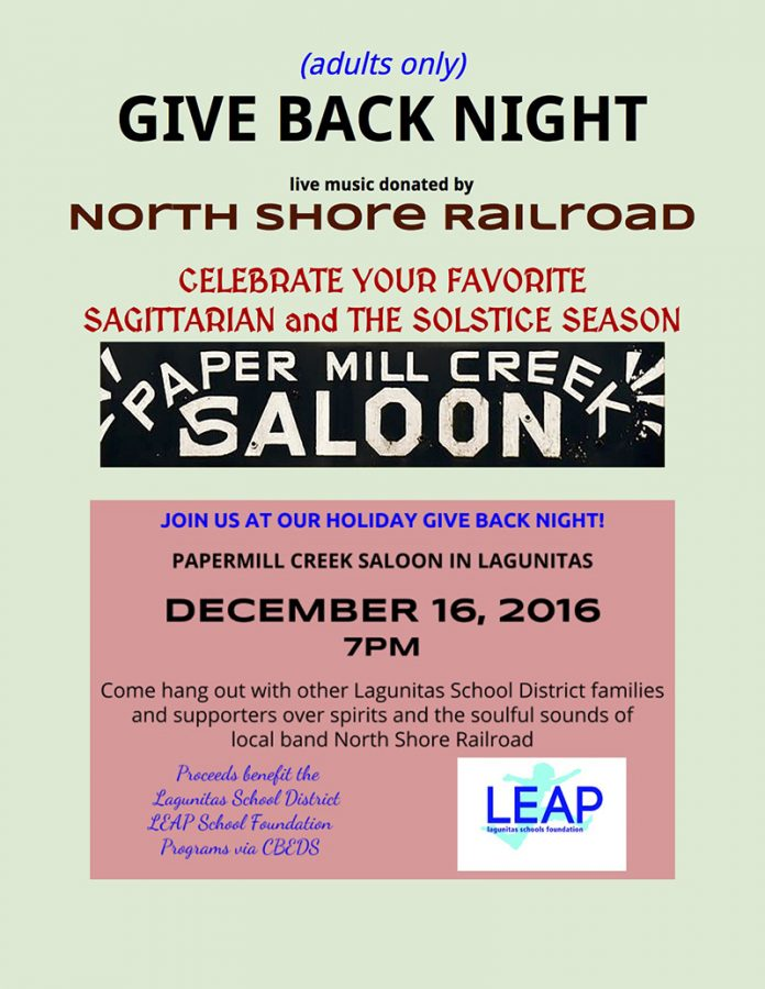 give back December papermill